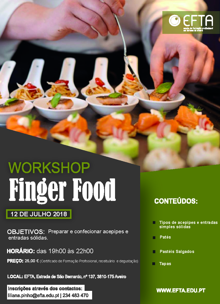 Workshop | Finger Food